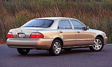Slide 2 Of 4: 2002 Mazda 626