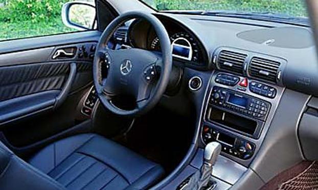 2002 Mercedes Benz C Class C230 Overview Msn Autos