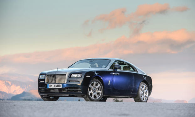 Slide 1 of 9: 2014 Rolls-Royce Wraith