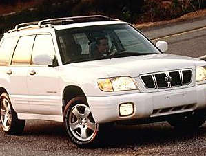 2001 subaru forester s 4at w premium package photos and videos msn autos 2001 subaru forester s 4at w premium
