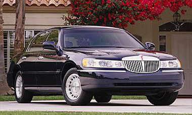 2001 Lincoln Town Car Cartier Photos And Videos Msn Autos