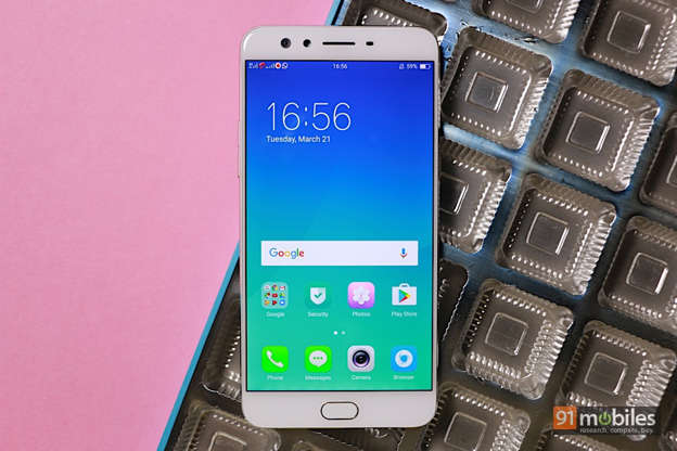 Top 5 reasons to buy the OPPO F3 Plus