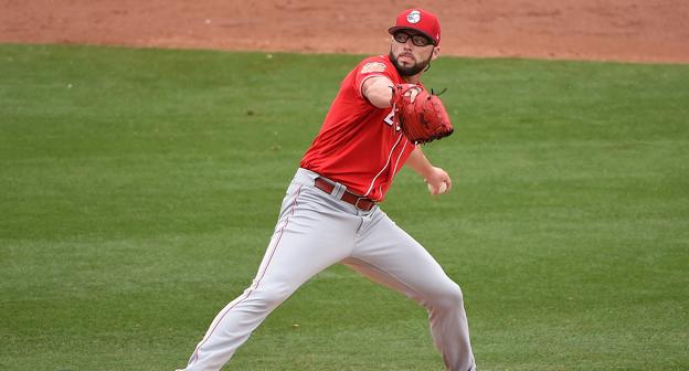 new arrival 3cc2f 04b74 Cody Reed #23 News, Stats, Photos - Cincinnati Reds - MLB ...