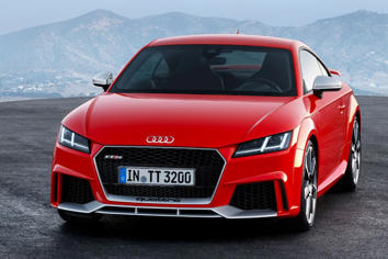2018 Audi Tt Rs Specs And Features Msn Autos