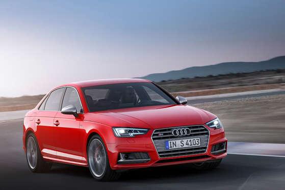 Audi S Overview MSN Autos - 2018 audi s4