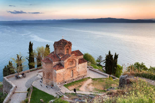 Διαφάνεια 7 από 13: Ohrid, Republic of Macedonia