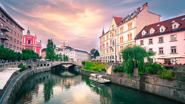 Διαφάνεια 12 από 13: Ljubljana, Slovenia