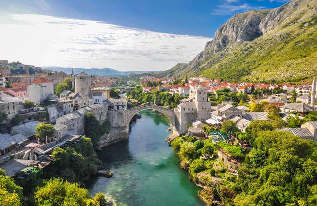 Διαφάνεια 13 από 13: Mostar, Bosnia