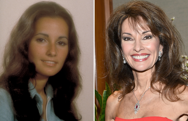 Soap stars: Then and now