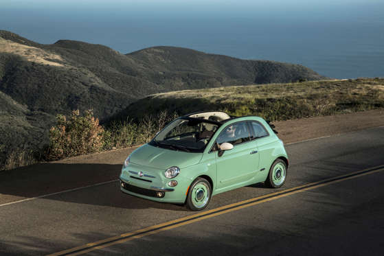 2017 Fiat 500 Cabrio Overview Msn Autos