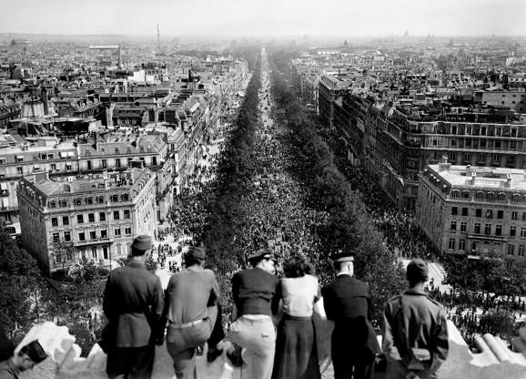 revisiting victory in europe day of 1945