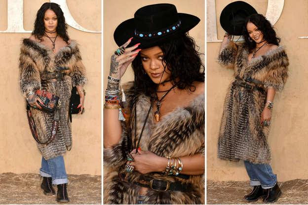 a6a33bb4fe8 Style File  Rihanna