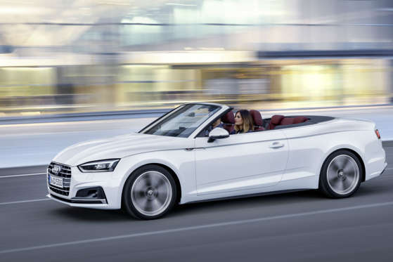 2018 Audi A5 Cabriolet Overview Msn Autos