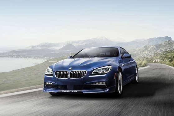 BMW ALPINA B Gran Coupe Overview MSN Autos - Bmw alpina b6
