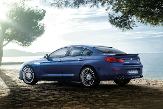 BMW ALPINA B Gran Coupe Overview MSN Autos - Alpina bmw b6