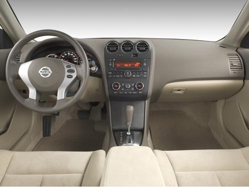 Slide 1 Of 11 2007 Nissan Altima Hybrid