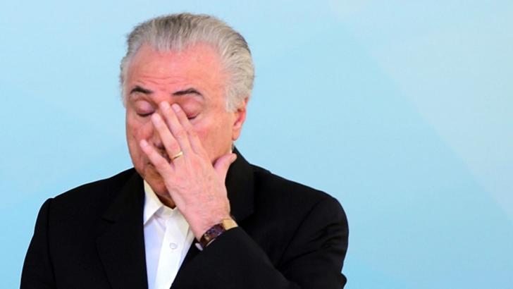 Ministros garantes PSDB na base de Temer