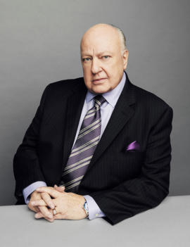 FOX News Channel Chairman and CEO Roger Ailes in 2015.
