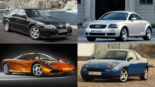 Coolest Cars Of The S - Cool cars 1990s