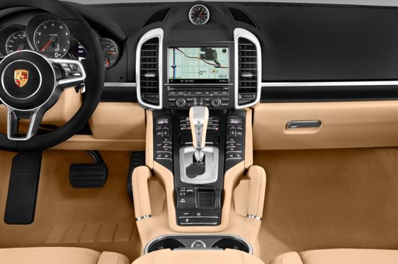 2018 Porsche Cayenne Interior Photos Msn Autos