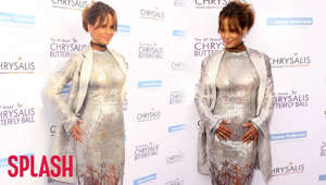 Halle Berry Denies Pregnancy After These Pictures Surface