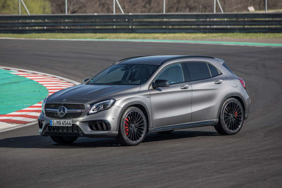 2018 Mercedes-Benz GLA: Refreshed, Changes, Price >> 2018 Mercedes Benz Gla Class Overview Msn Autos