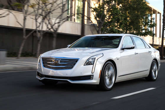 2018 Cadillac Ct6 Overview Msn Autos