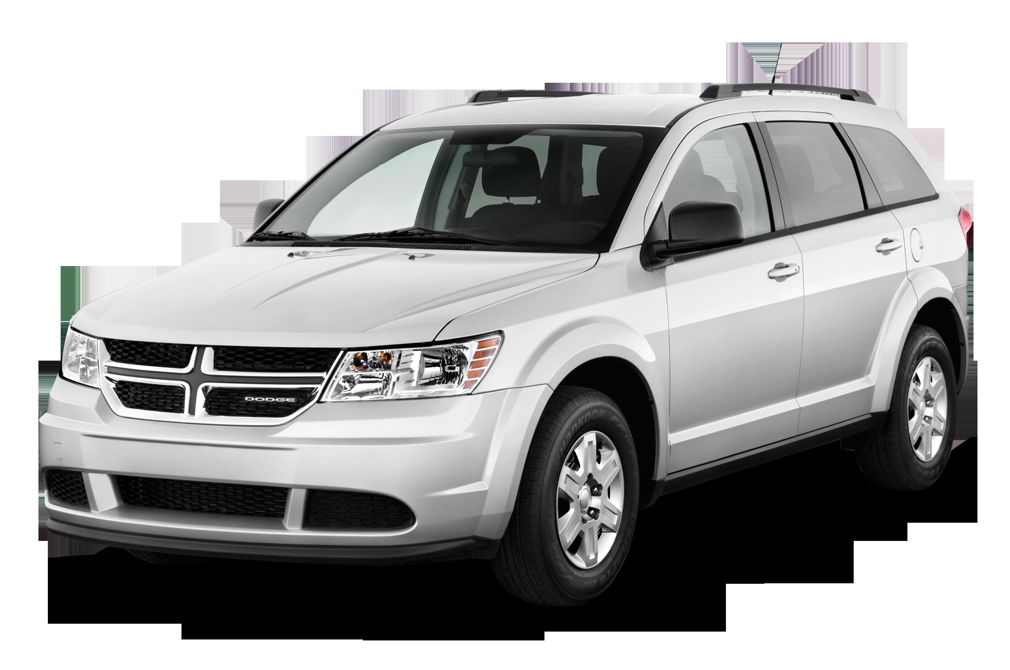 2016 Dodge Journey Overview