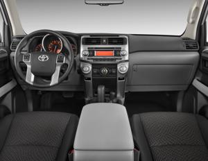 2015 Toyota 4runner Sr5 4x4 V6 Interior Photos Msn Autos
