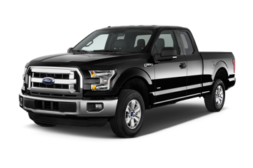 2016 Ford F-150 XL SuperCab 6-1/2' Box Specs and Features