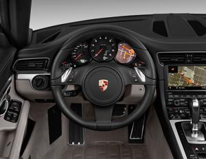 2016 Porsche 911 Turbo S Cabriolet Interior Photos Msn Autos
