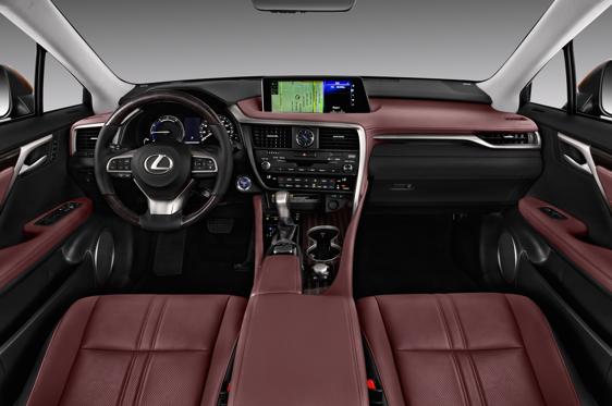 Slide 1 Of 11 2016 Lexus Rx