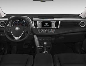 2015 Toyota Rav4 Xle Interior Photos Msn Autos
