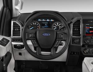 2016 Ford F 150 Lariat Supercrew 5 1 2 Box Interior Photos