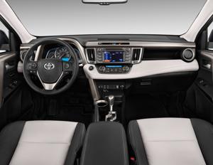 Toyota Rav4 Interior 2015 Toyota Rav 4