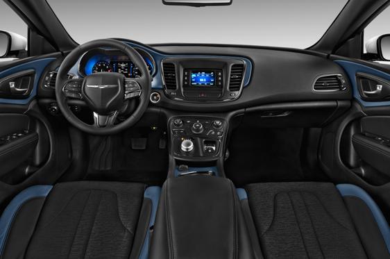 Slide 1 Of 11 2016 Chrysler 200