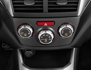 2014 Subaru Impreza 2 5 Wrx Sti Hatchback Interior Photos
