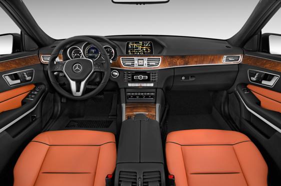 2015 Mercedes Benz E Class Interior Photos Msn Autos