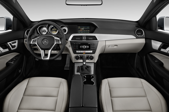 2013 Mercedes Benz C Class C250 Sport Coupe Interior Photos Msn Autos
