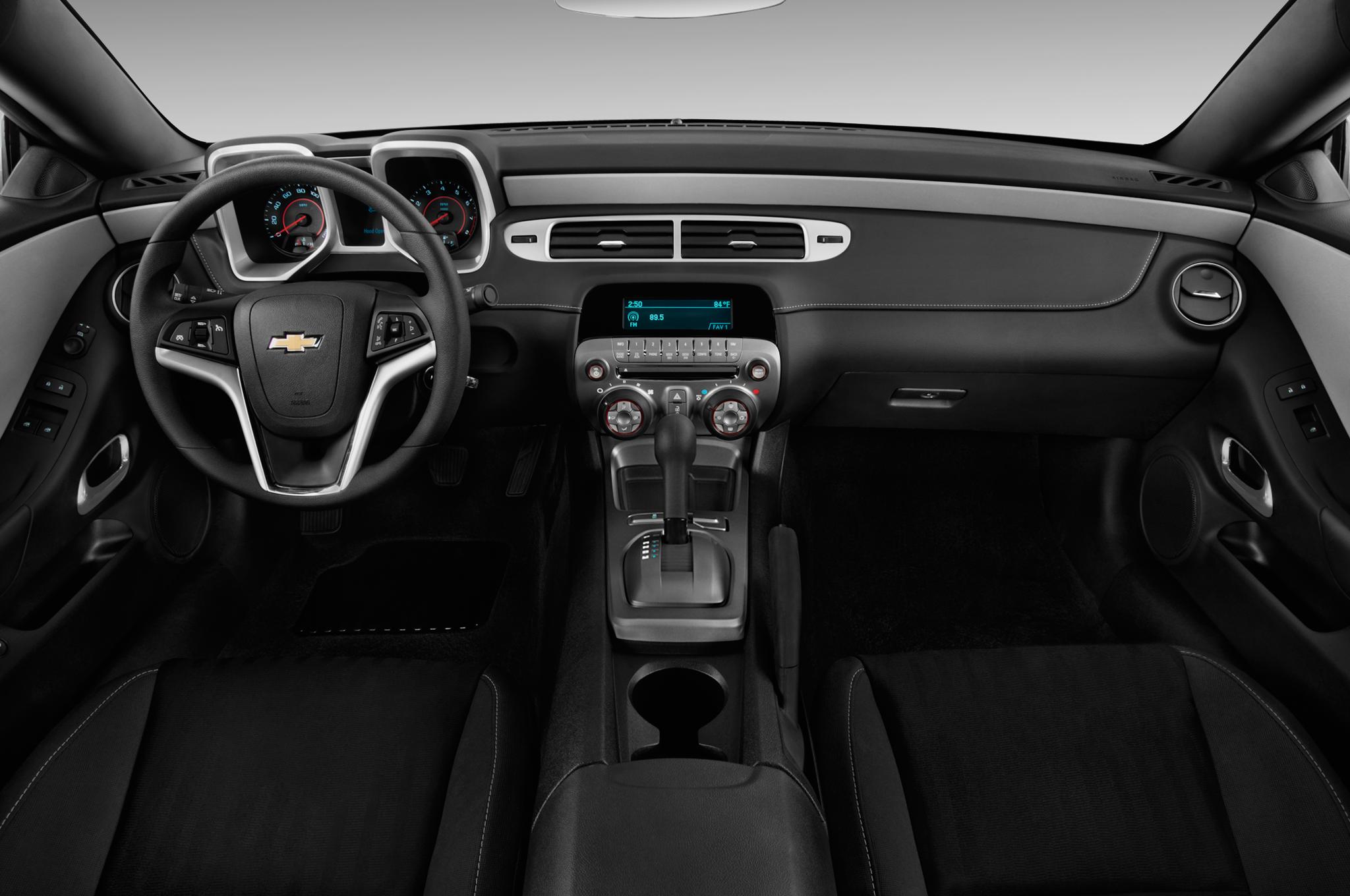 Great Slide 1 Of 11: 2015 Chevrolet Camaro Photo