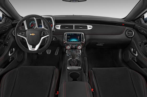 2014 Chevrolet Camaro ZL1 Interior Photos - MSN Autos