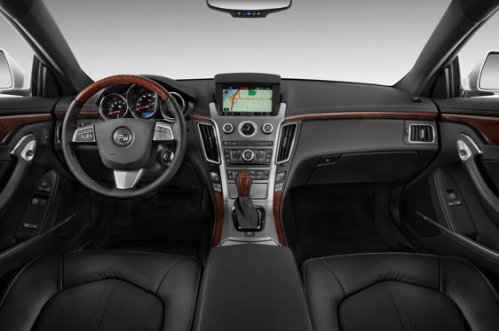 2014 Cadillac Cts Coupe Interior Photos Msn Autos