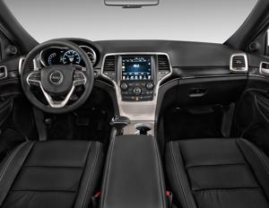 2015 jeep grand cherokee overland interior photos msn autos 2015 jeep grand cherokee overland