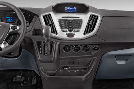 2015 Ford Transit 150 Van Low Roof Sliding Pass  148 WB