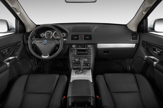2013 volvo xc90 interior photos - msn autos