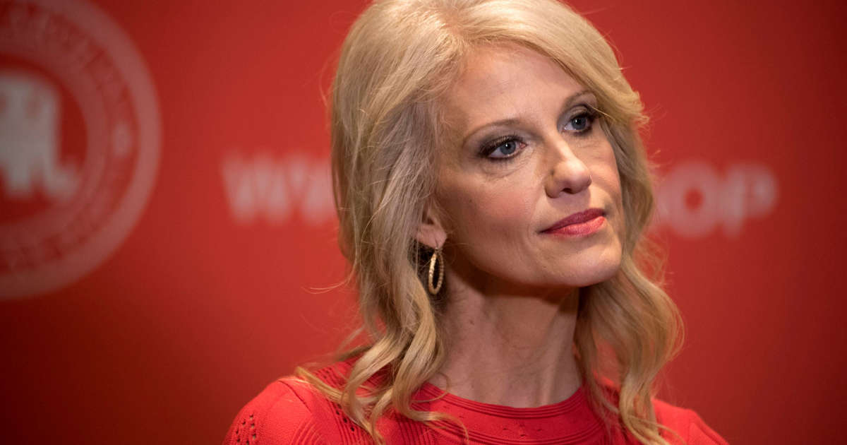 Kellyanne Conway rips Hillary Clinton for her 'dangerous' civility lecture