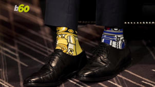 Justin Trudeau Is Creating Major Sock Envy