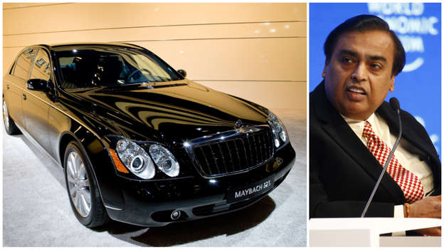 Most Expensive Cars Owned By Indians