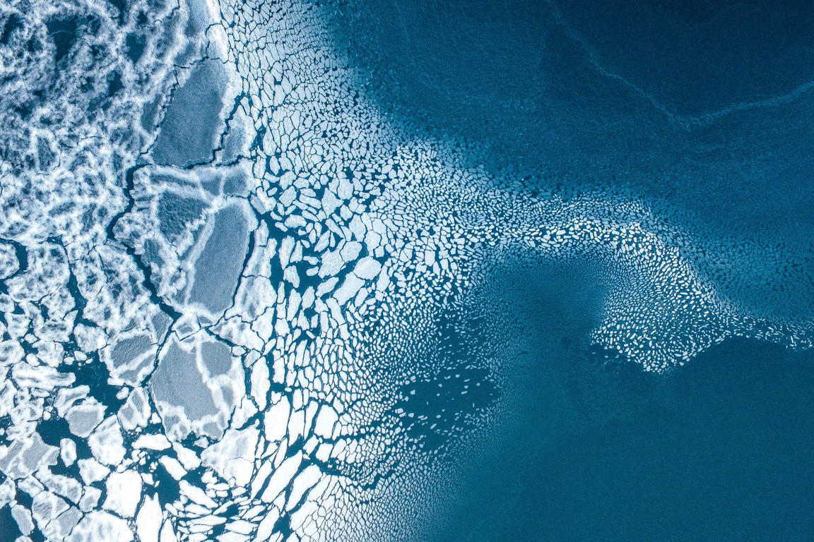 2/23 SLIDES © Ice formation, Greenland by Florian