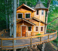 The 10 most popular treehouses